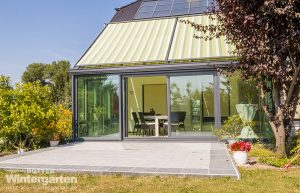 terassenuberdachung aluminium, wintergarten, Design ideen