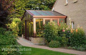 Wintergärten Holz Alu bundesweit Glasdach