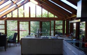 Holz Alu Wintergarten
